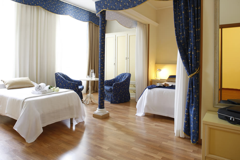 Letto Matrimoniale A Trieste.Moderate Prices For Renting An Apartment In A Residence For Three