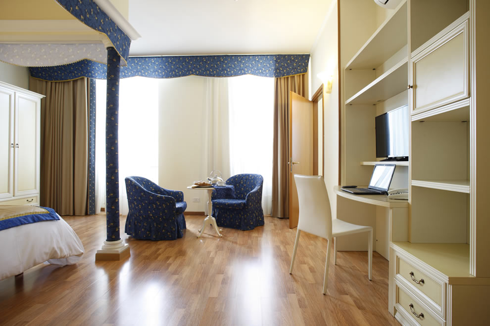 Residence a trieste centro | Appartamento del Residence Liberty